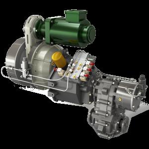 Промышленный гибридный модуль HTV700