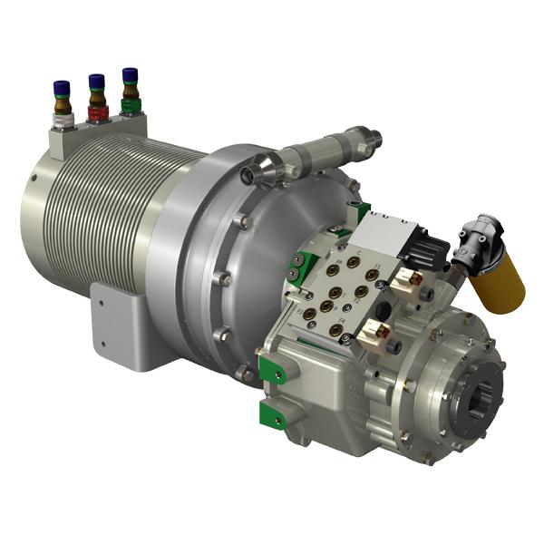EPS: Electric Propulsion System - Marine - Transfluid