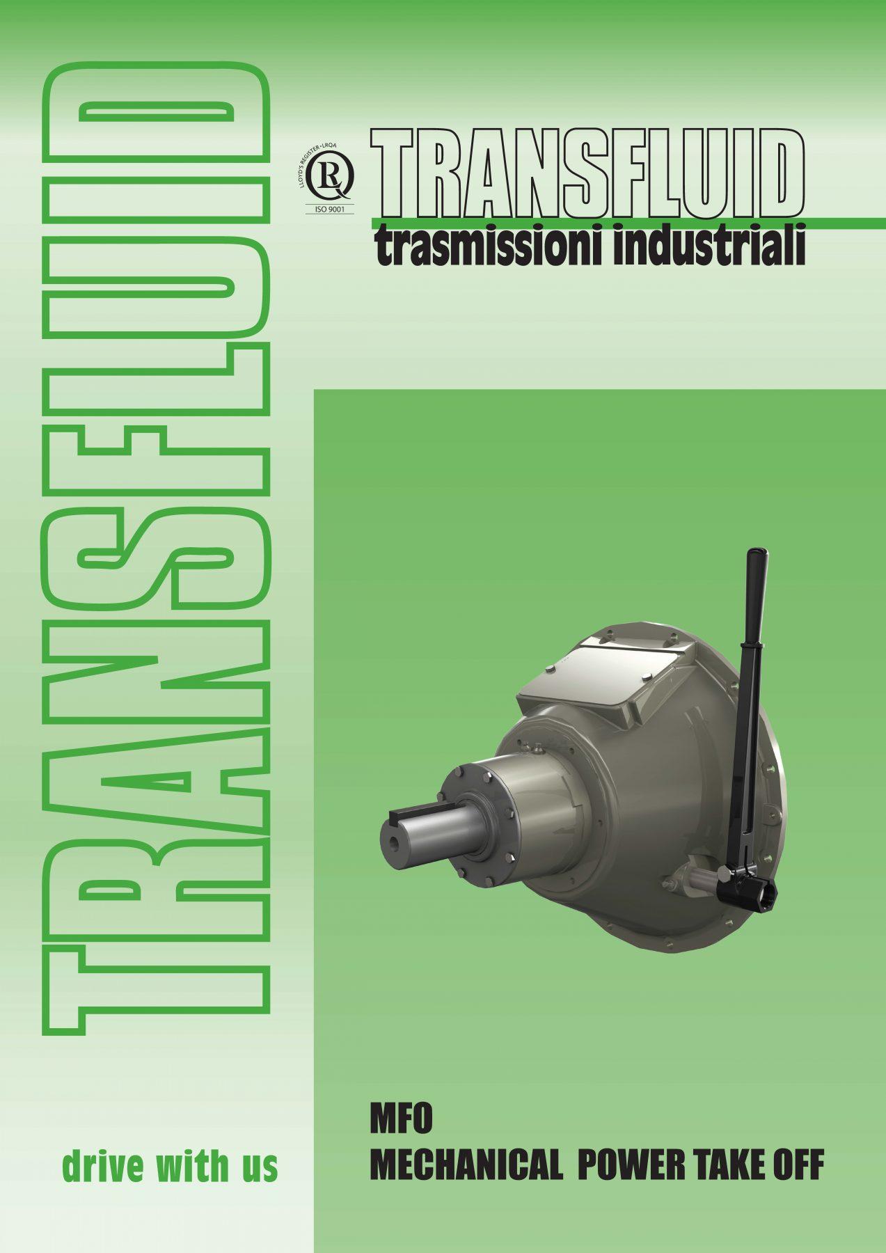 MFO: Clutch & Power Take-Off - Transfluid